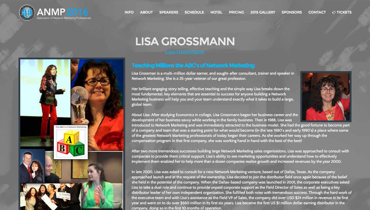 spesso ANMP 2016 | Lisa Grossmann HZ61
